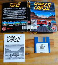 Jeu CRAZY CARS II 2 version disc (Disk) pour PC AMIGA