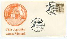 1970 Apollo 12 Zum MOns Zweite Bemannte Mondlandung Bad Mergentheim SPACE