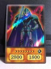 YuGiOh Legendary Knight Timaeus Anime Custom Card Orica Proxy