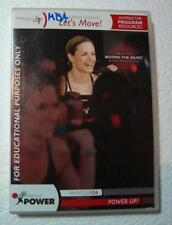 Let's Move! Power UP / Group Power (Instructor Kit) - Winter 06 CD / DVD/ Manual