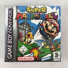 Game Boy Advance GBA Super Mario Ball (2004) Brand New & Factory Sealed