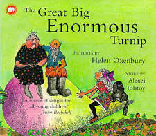 The Great Big Enormous Turnip (Picture Mammoth) by Tolstoy, Alexei, Oxenbury, H