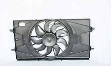 Dual Radiator and Condenser Fan Assembly TYC 621100