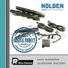NCC Nolden Universal Classic Premium LED DRL Daytime Running Black Lights #2801