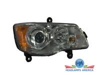 OEM Headlight - Chrysler Town & Country W/HID 08-16 Rh