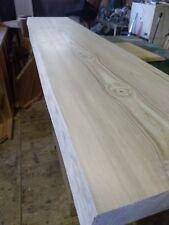 Oak Window Sill Live edge Board 40mm Thick