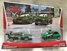"""Disney cars Métalliques frais de port combiné /""""Nigel Gearsley et Austin Littleton/"""""""