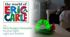 The World of Eric Carle The Very Hungry Caterpillar Musical Nightlight & Soother