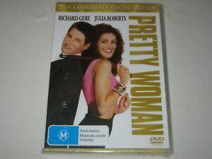 Pretty Woman - Richard Gere - Brand New & Sealed - Region 4 - DVD