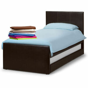Quilt Cover in a variety of plain Dark colours - Duvet Cover set