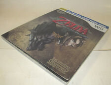 ZELDA Twilight Princess Nintendo Power Gamecube / Wii GUIDE & Poster *READ*