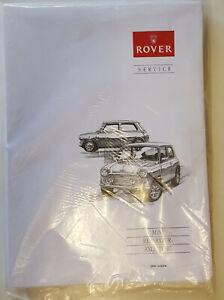 Werkstatthandbuch Rover Mini 1992 - 1996