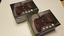 2 x XBOX 360 & PC * GATOR CLAW GREAT BRANDED GAMING  CONTROLLER GAME PAD * NEW