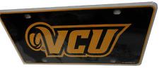 Virginia Commonwealth - VCU Rams Metal License Plate.   #910