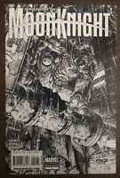Vengeance of Moon Knight #1 Sketch Variant 2009 Marvel Comic Book