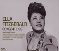 Ella Fitzgerald - Songstress - 3 CD SET - BRAND NEW SEALED GREATEST HITS BEST OF