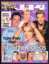 Magazine J-14 ~September 2000 ~N'Sync ~Backstreet Boys ~Britney Spears ~Eminem