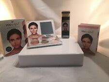 it Cosmetics Heavenly Luxe Contour &Highlight Brush #18 + You Sculpted Palette