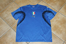 Maglia Shirt Camiseta Trikot Maillot Calcio Italia Italy Mondiali 2006 Puma