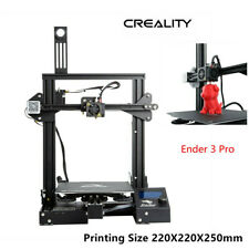 Used Creality Ender 3 Pro 3D Printer 220X220X250mm Mean Well Power DC 24V