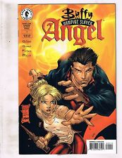 7 Buffy DH Comics Angel # 1 2 3+ Angel 2 + Spike & Dru (2) Lost & Found J213