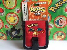 Game Boy Advance SP Carrying case Fire red Version Charizard           (plush)