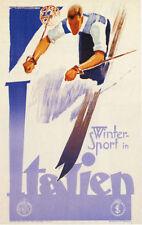 Affiches et posters du XXe siècle et contemporains sport