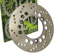 NG Front Brake Disc for Suzuki Burgman 125 150 2002-2005