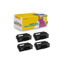 4Pack Compatible 593-BBBJ Black Toner Cartridge for Dell 2375 2375dn