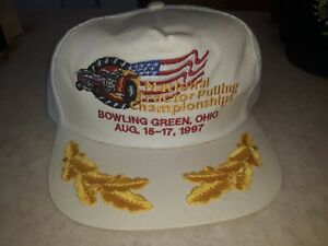 National Tractor Pulling Championship Bowling Green Ohio August 15th To The 17th