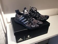 Bape x Adidas Ultraboost 4.0 camo black size 9 uk / 9.5 us / 43.3 eur(G54784)