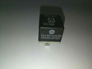 RELAIS NR. 53 für verschiedene VAG Modelle 141951253B