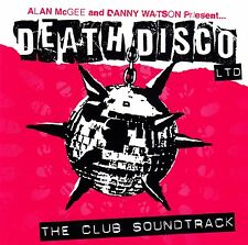 Death Disco Ltd-the club bande sonore/CD-top-état