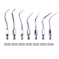 New Dental Clinic Ultrasonic Air Scaler Cavity Scaling KAVO Tips  GK1-GK7