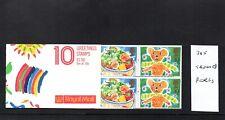 GB - Stamp Booklet - (315)  1989 Greetings Booklet  -1 booklet - Trimmed perfs