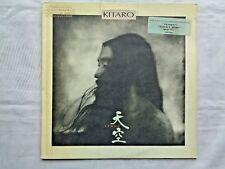 Kitaro Tenku 1986 Geffen GHS-24112 Allied Shefiield Lab SH-2/SH-2 Promo Press NM