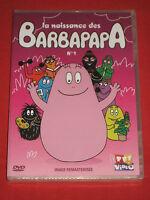 LA NAISSANCE DES BARBAPAPA - DVD neuf sous blister