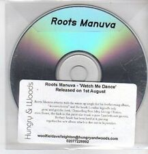 (CO569) Roots Manuva, Watch Me Dance - DJ CD