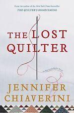 The Lost Quilter: An Elm Creek Quilts Novel (Elm Creek Quilts Novels) Chiaverin