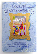 Marvel Masterworks Vol 14 Captain America from Tales of Suspense Nos. 59-81 HC