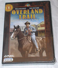 Overland Trail - The Complete Series - 17 Classic Episodes DVD Box Set SEALED