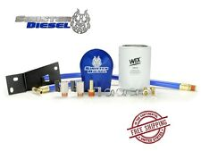Sinister Diesel Coolant Filtration System 99-03 Ford Super Duty 7.3 Powerstroke