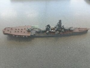 1/1200 scale Japanese Battleship/Carrier ISE 1944