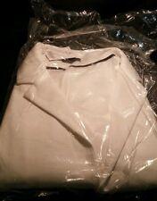 Inbdue White Blazer - US Size 6. UK Size 10 New with Tags 100% Cotton Waist 30