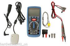 Isolierung Widerstand Multimeter Tester Werkzeug Hybrid Kabel Sonde RMS CAT111