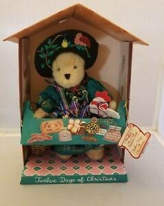 Muffy Vanderbear Little Peddler Doll 12 Days of Christmas DISNEY 1997