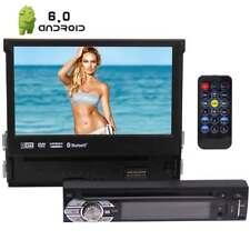 "1 DIN Android 7 ""Pantalla táctil GPS Car Radio estéreo Reproductor de DVD USB"