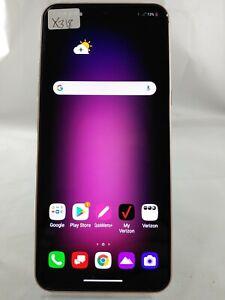 LG V60 ThinQ V600 128GB 5G Verizon Wireless Unlocked Smartphone Cell Blue X318