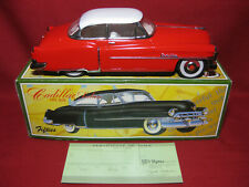 1950 Cadillac Sedan Vintage Friction Tin Toy Japan Ichiko Fifties 1/18 MIB