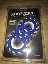Set of 3 High Quality Silicone Rings by NS Novelties Renegade Gear Rings